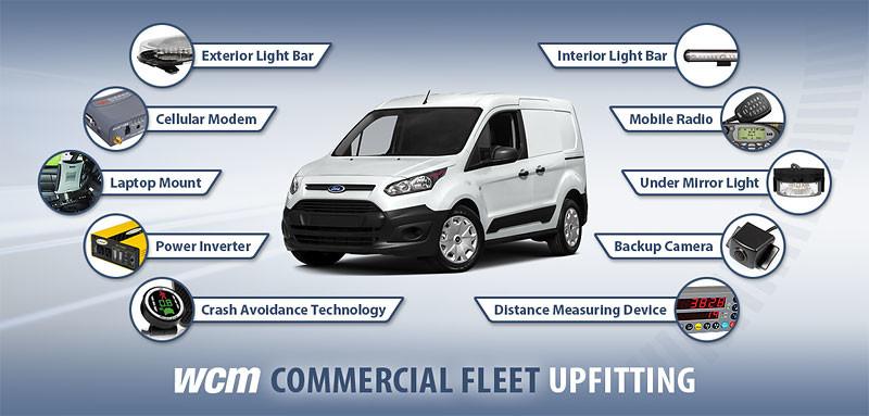 Commercial Fleet Upfitting