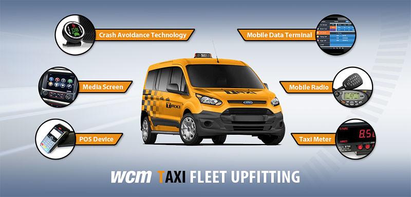 Taxi Fleet Upfitting
